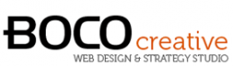 BOCO Creative Web Design & Strategy - Logo