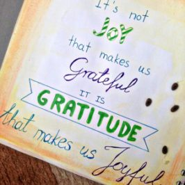 How a Simple Gratitude Practice Ignited My Personal Transformation