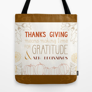 My First Handlettering Experience - Thanksgiving Illustration