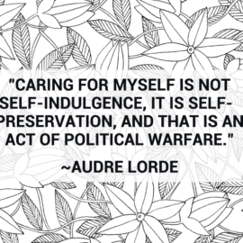 On Practicing Self-Care Even (Especially) When It's Hard